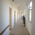 Krankenhaus nach der Renovierung